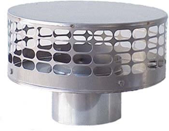 6. The Forever Cap CCFS8, 8-inch, Stainless Steel