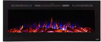 8. Touchstone 80004 - Sideline Electric Fireplace