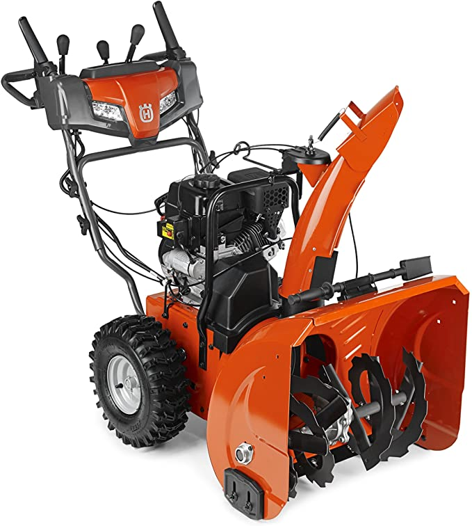 HUSQVARNA ST225 Two-Stage Electric Start Snow Blower