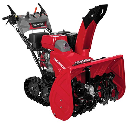 Honda HSS1332ATD Track Drive Two-Stage Snow Blower
