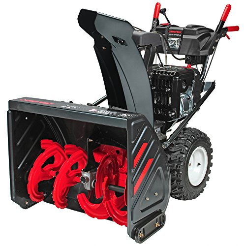 Troy BILT Arctic Storm Electric Start Two-Stage Gas Snow Thrower