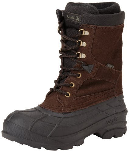 Kamik Men's Nationplus Boot, Snow and Water
