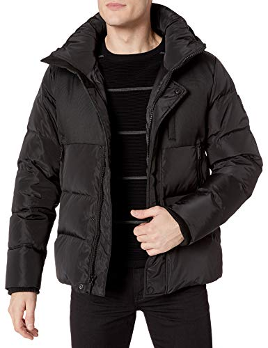 Vince CAMUTO Hooded Down Puffer Jacket